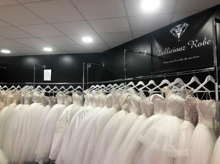 Venez Decouvrire Notre Boutique De Robe De Mariee A Paris Delliciouz Robe